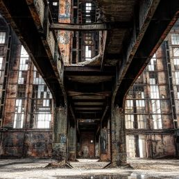 thomas daems - photographie industrielle - urban exploration - galerie - rooms (9)