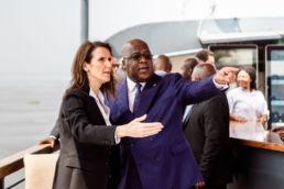 Visite en République Démocratique du Congo