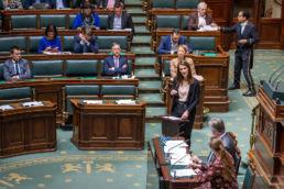 Séance plénière - Parlement fédéral